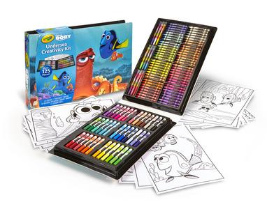 Giocattolo Valigetta dell'artista Disney Alla ricerca di Dory Crayola 1