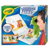 Giocattolo Il Disegnatutto Crayola