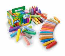 Crayola 51-2048. 48 Gessi Per Esterno