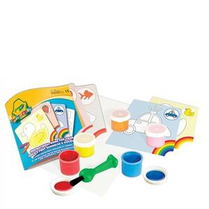 Kit pittura lavabile Mini Kids - 2