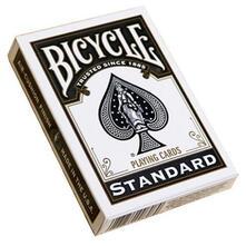 Mazzo Regolare Formato Poker Nero