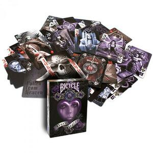 Carte Bicycle. Anne Stokes Dark Hearts - 2