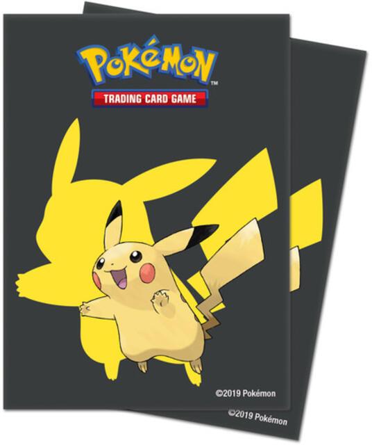 ULTRA PRO Pokemon Pikachu Bust.Std 65pz