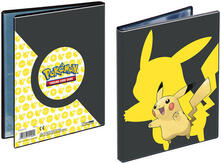 ULTRA PRO Pokemon Pikachu Album Portf.4T10P