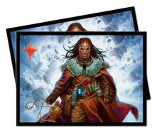 Standard Sleeves. Magic the Gathering. Commander 2019 V3. 100pz (E-18133)