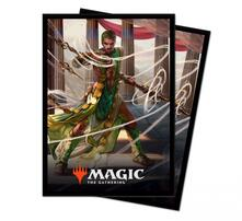 Standard Sleeves. Magic the Gathering. Theros: Beyond Death V2. 100pz (E-18221)