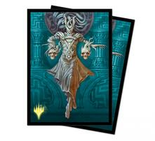Standard Sleeves. Magic the Gathering. Theros: Beyond Death V8. 100pz (E-18265)