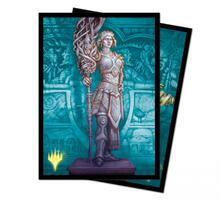 Standard Sleeves. Magic the Gathering. Theros: Beyond Death V10. 100pz (E-18267)