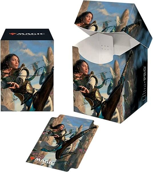 Pro-100+ Deck Box. Magic: The Gathering. Ikoria: Lair of Behemoths V3 (E-18307) - 2