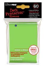 Ultra Pro Bustine Mini Verde Acido 60pz