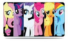 Playmat With Playmat Tube. My Little Pony. At The Ready (E-84330)