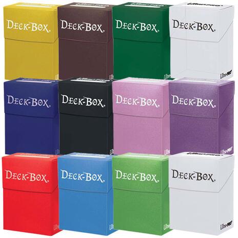 Deckbox Solid Lilac C30
