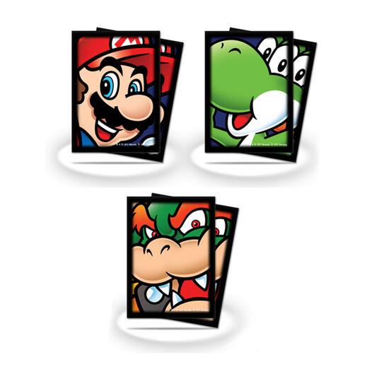 Super Mario Proteggi carte (65) Ultra Pro