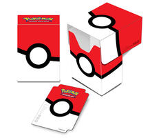 ULTRA PRO Porta mazzo Pokemon Pokeball