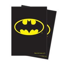 Deck Protectors Sleeves. Justice League. Batman. 65 Pz (E-85520)