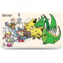Playmat. Munchkin Platinum Dragon (E-85817)
