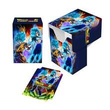 Deck Box. Dragon Ball Super. Full-Wiew. Goku, Vegeta e Broly (E-85980)