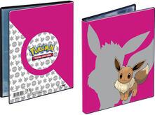 ULTRA PRO Pokemon Eevee Album Portf.4T10P