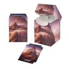 Magic the Gathering. Unstable Lands Deck Box 100+. Mountain (E-86834)