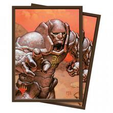 Standard Sleeves. Magic the Gathering Karn. 100pz (E-86883)
