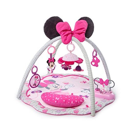 Disney Palestrina Attività Minnie Mouse Garden Rosa K11097 - 2