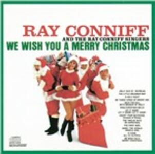 We Wish You a Merry Christmas - CD Audio di Ray Conniff