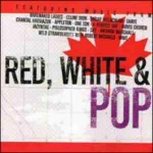 Red, White & Pop - CD Audio