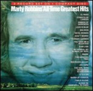 All-Time Greatest Hits - CD Audio di Marty Robbins