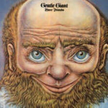 Three Friends - CD Audio di Gentle Giant