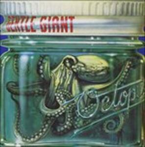Octopus - CD Audio di Gentle Giant