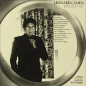 Best of - CD Audio di Leonard Cohen