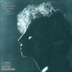 Greatest Hits vol.II - CD Audio di Barbra Streisand