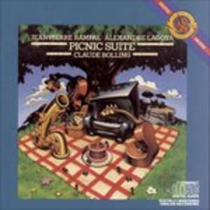 Picnic Suite for Flute - CD Audio di Claude Bolling