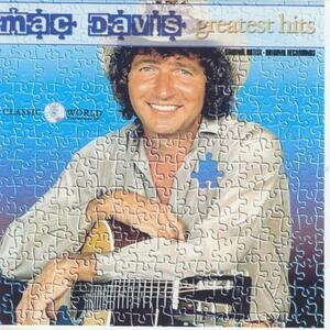 Greatest Hits - CD Audio di Mac Davis