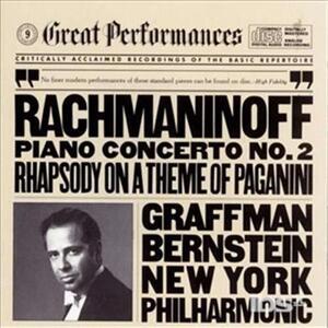 Concerto per Pianoforte - CD Audio di Sergej Vasilevich Rachmaninov