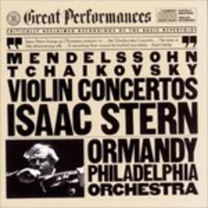 Concerti per Violino - CD Audio di Pyotr Il'yich Tchaikovsky