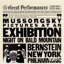 Pictures at An Exhibition - CD Audio di Leonard Bernstein,Modest Petrovich Mussorgsky,New York Philharmonic Orchestra