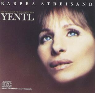 Yentl - CD Audio di Barbra Streisand