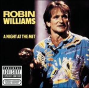A Night at the Metropolit - CD Audio di Robin Williams