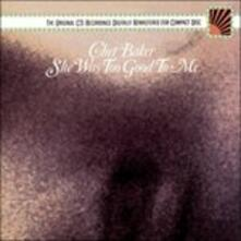 She Was Too Good to me - CD Audio di Chet Baker
