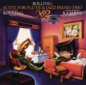 Suite for Flute & Jazz - CD Audio di Claude Bolling