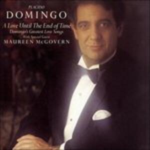 A Love Until - CD Audio di Placido Domingo