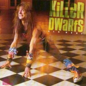 Big Deal - CD Audio di Killer Dwarfs