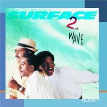 Second Wave - CD Audio di Surface