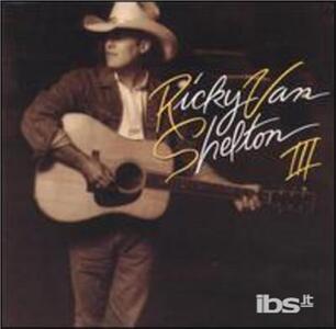 Rvs 3 - CD Audio di Ricky Van Shelton