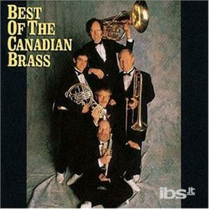 The Best of - CD Audio di Canadian Brass