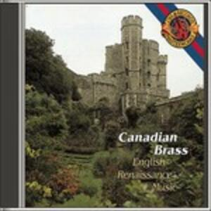 English Renaissance Music - CD Audio di Canadian Brass