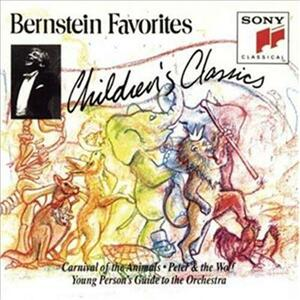 Childrens Classics - CD Audio di Leonard Bernstein