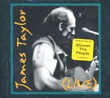 Live - CD Audio di James Taylor