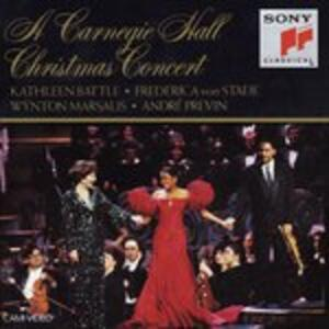A Carnegie Hall Christmas - CD Audio